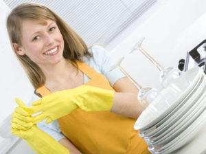 Мойка посуды на дому в Чебоксарах