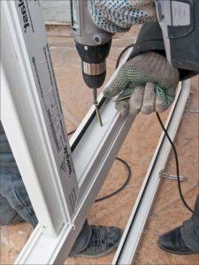 Восстановление геометрии окна недорого в Чебоксарах
