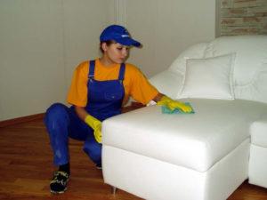 Чистка мебели на дому в Чебоксарах