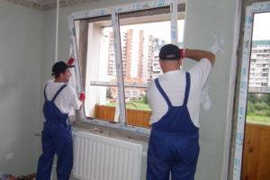 Установка пластиковых окон в Чебоксарах